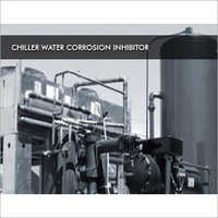 chilled water corrosion inhibitor chemicals