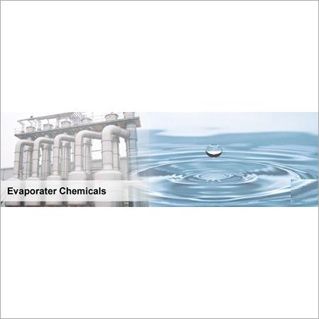 evaporater chemicals