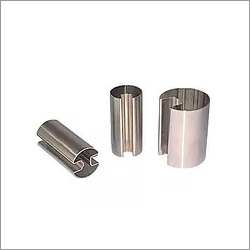 Slotted Stainless Steel Pipes