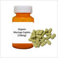 750 MG Organic Moringa Caplets