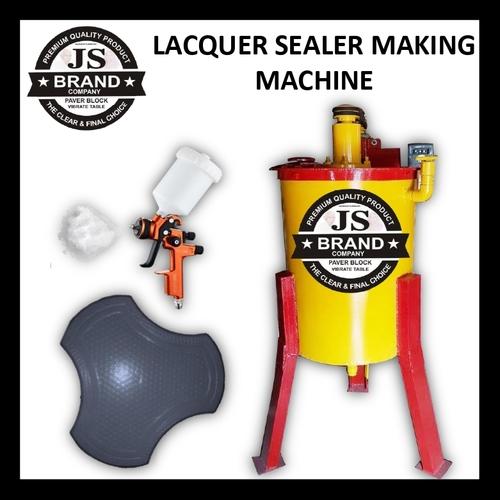 Lacquer Sealer Making Machine