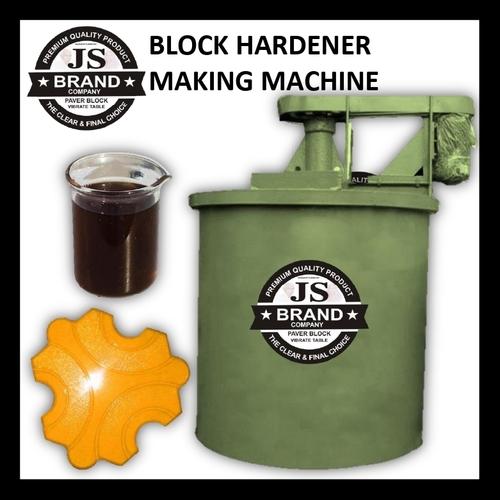 Block Hardener Making Machine