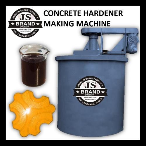 Concrete Hardener Making Machine