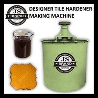 Designer Tile Hardener Making Machine