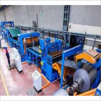 Industrial Cut To Length Line Machine