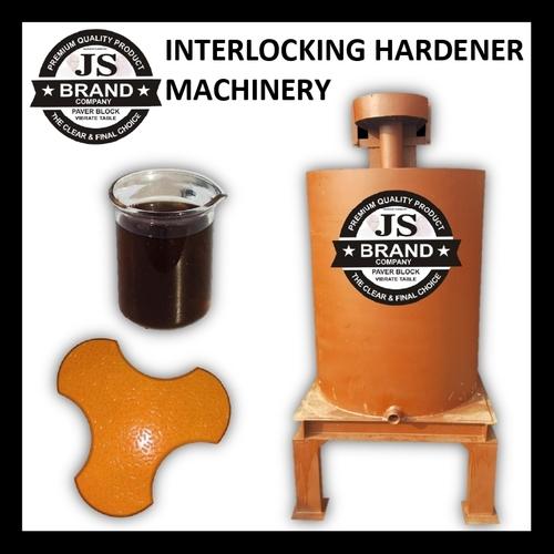 Interlocking Hardener Machinery
