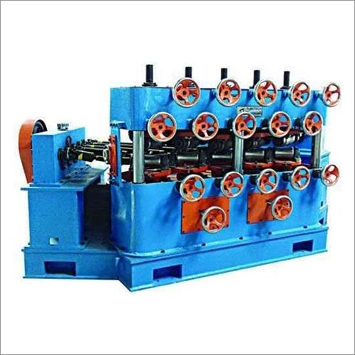 Automatic Tube Straightening Machine