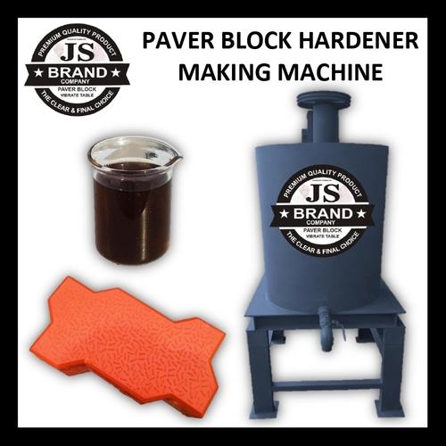 Paver Block Hardener Making Machine