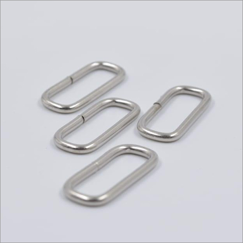 Metal Rectangular Ring