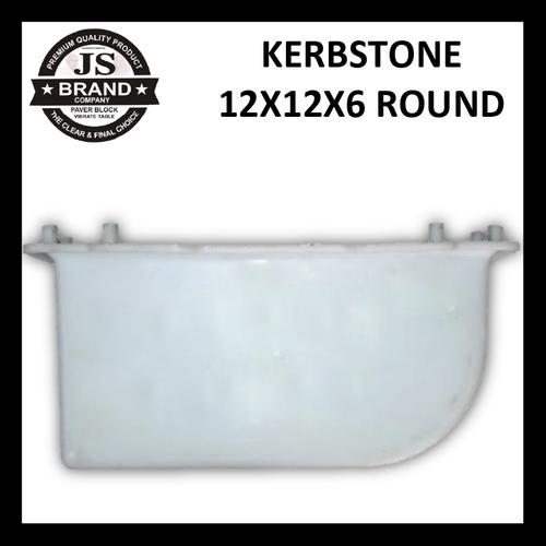 Kerbstone 12X12X6 Round Life Span: 1.6 Years