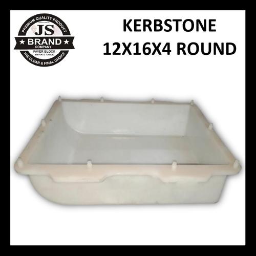 KERBSTONE 12X16X4 ROUND