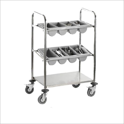 Cutlery Display Trolley