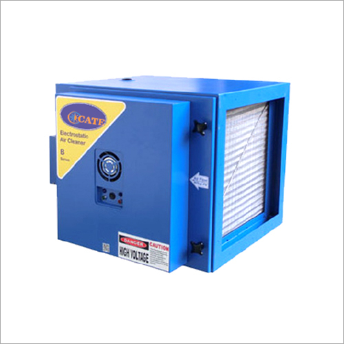 Electrostatic Air Cleaner