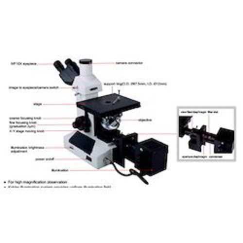 INSIZE ISM-M1000 High Magnification Microscope