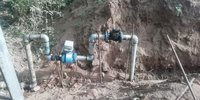 Digital Electromagnetic Fowmeter with Telemetry System/ RS485 Output