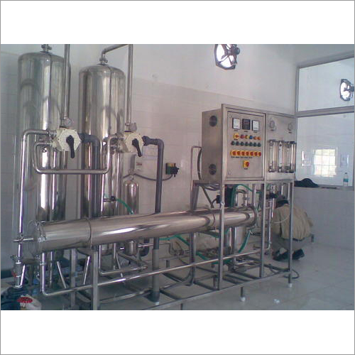 Packaging Solution For Mineral Water