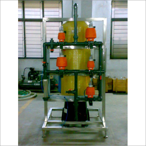 FRP Activated Carbon Filters