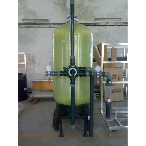 Activated Carbon Filters FRP