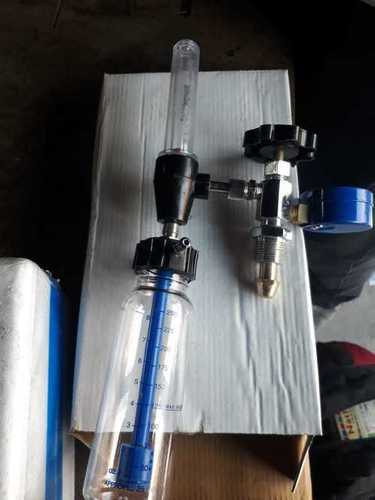 FA Valve With Flow Meter