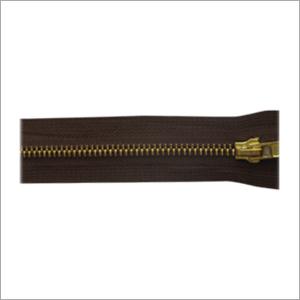 Metal and Brass Teeth Long Chain