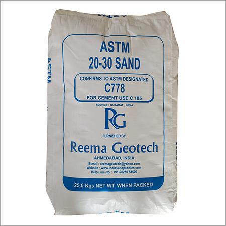Astm 20-30 Sand (Astm C 778)