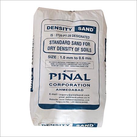 Density Sand (Is -2720-pt 20-28 Designated)