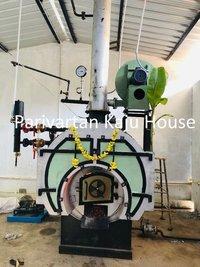Cashew Steam IBR Boiler