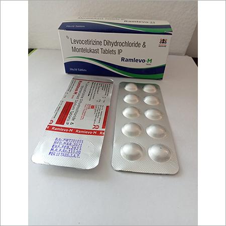 Levocetrizine Dihydrochloride & Montelukast Tablets IP