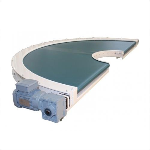 180 Degree PU Curved Conveyor