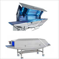 UVC Sanitizing Conveyor System