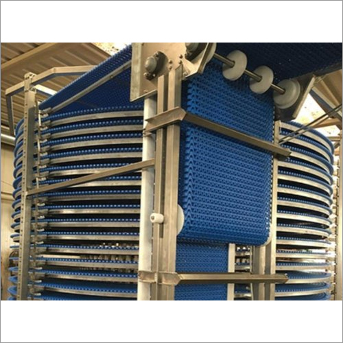 Flexible Spiral Conveyor System