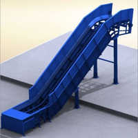 General And Small Motorized Conveyor System