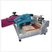 Belt Grinding Device And Peeling Machine