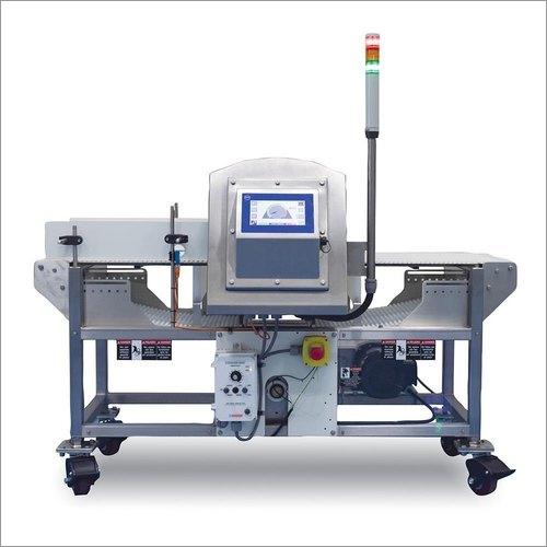 Industrial Metal Detector Conveyors