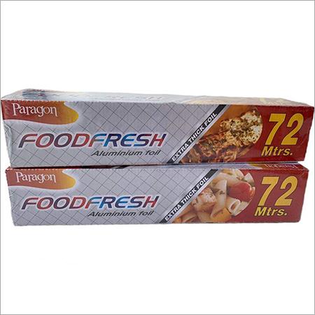 Paragon Food Fresh Aluminium Foil  72 Meter Silver Kitchen Foil Roll