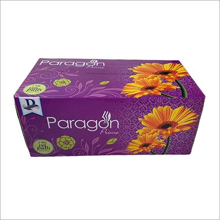 Paragon Tissues Face Tissue Box