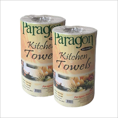 Paragon Tissues  Washable Kitchen Towel  Pack of 2