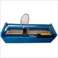 Conveyor Belt Finger Punching Machine