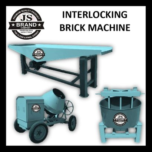 Interlocking Brick Machine Capacity: 3000.Pcs / Day Pcs/Min