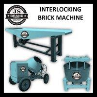Interlocking Brick Machine