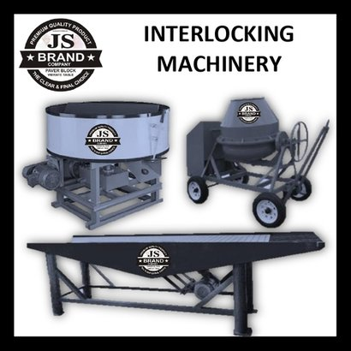 Interlocking Machinery Capacity: 3000.Pcs / Day Pcs/Min