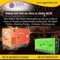 generator on hire