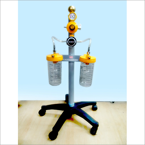Theater Suction Trolley - Semi Deluxe