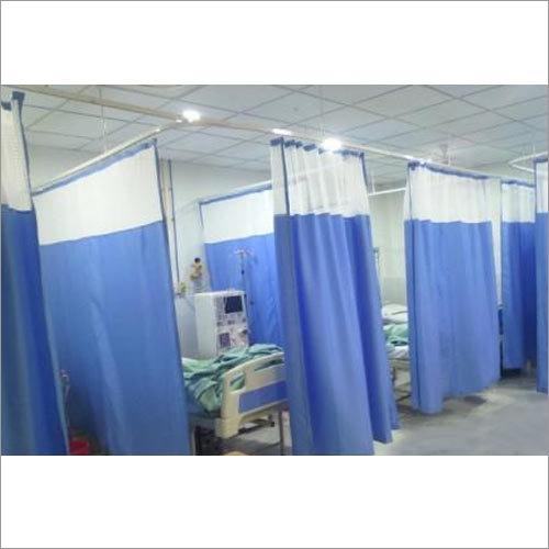 Hospital Cubical Curtain Tracks