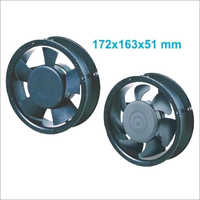 172x163x51mm Axial Electric Fans