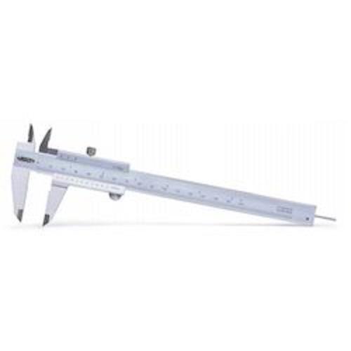 INSIZE 1202-150 Vernier Caliper With Round Depth Bar