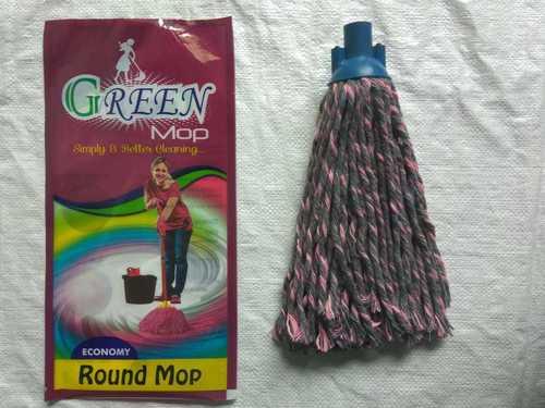 Green Economy - Round Mop