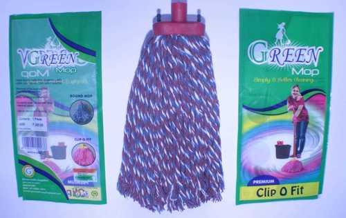 Green Premium - Clip O Fit Mop