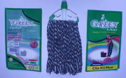 Green Premium - Clip Fit Mop
