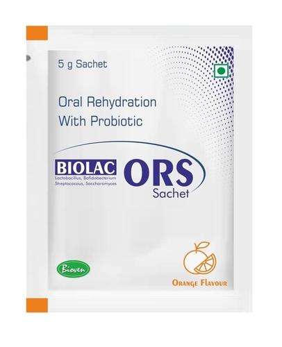 Probiotic ORS with Zinc Sachets